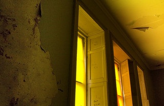 an unusual solution to distressed property