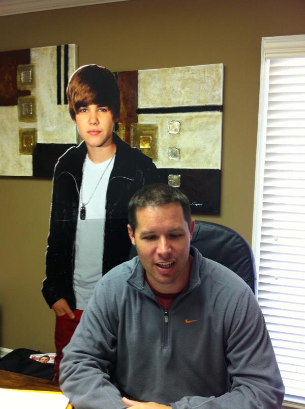 Justin visits MemphisInvest.com