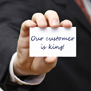 customer service in real estate