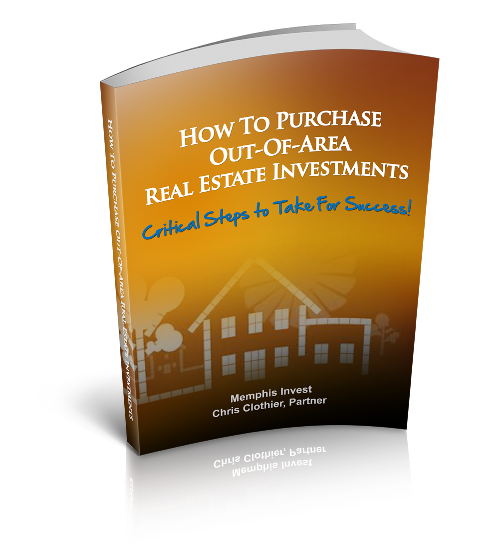 How to Purchase Out of Area Real Estate Investments