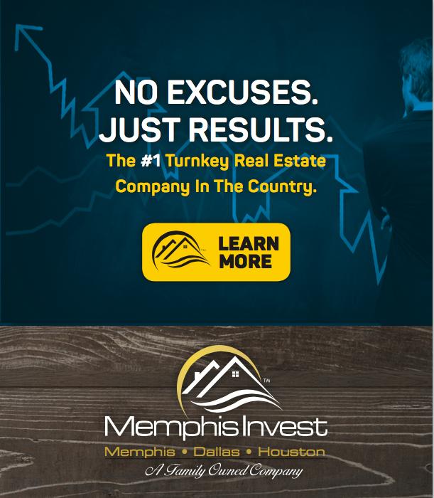 Memphis Turnkey Real Estate Investing