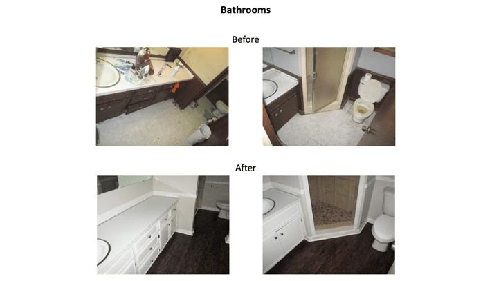 6613 Tena Ln - Bathrooms