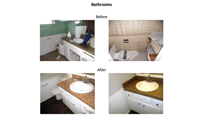 817 S. Scott St. - Bathrooms