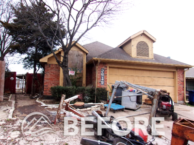 9619 Pinehurst - Dallas - Before