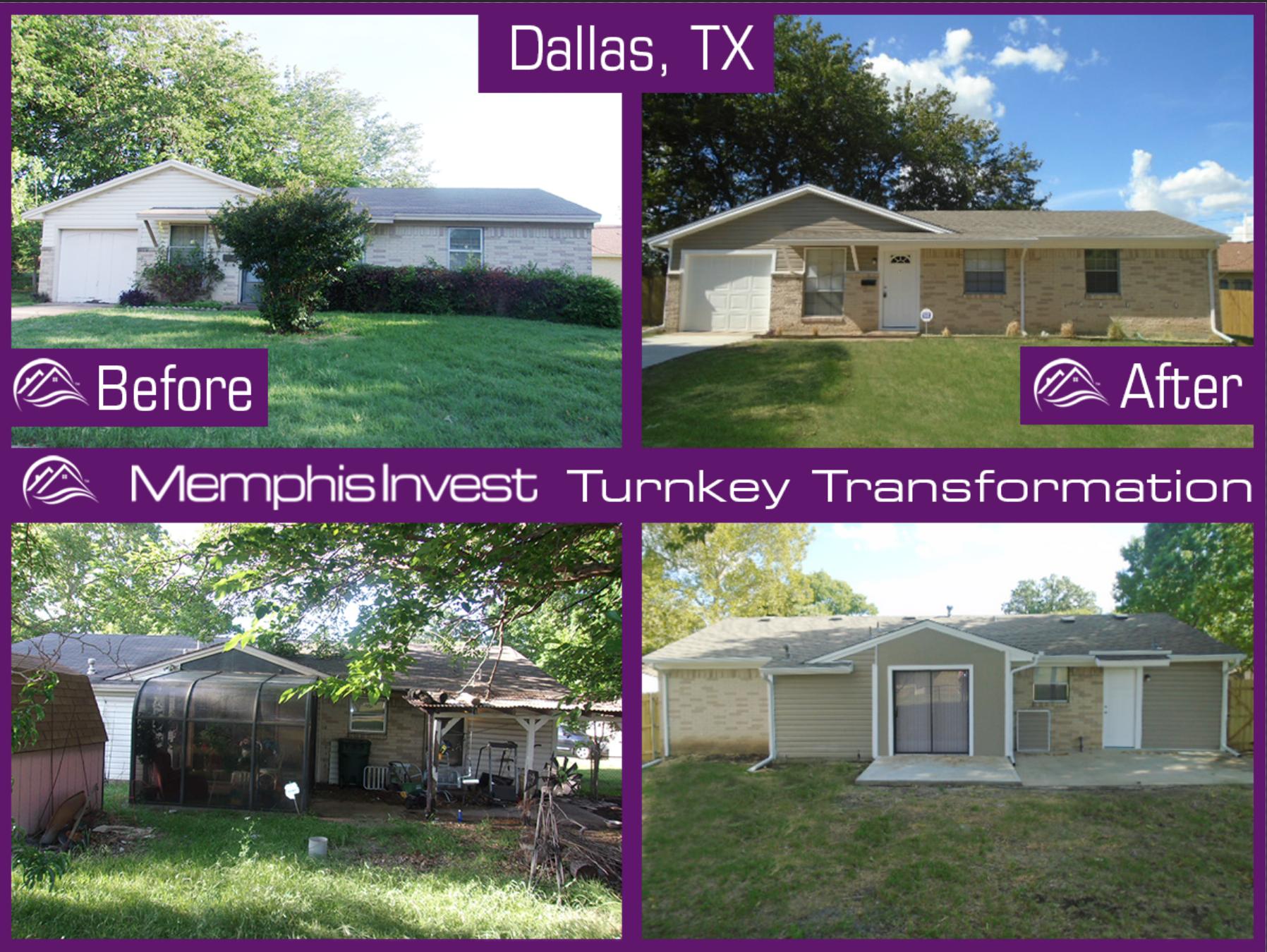 Dallas-Turnkey-Investing-Rehab