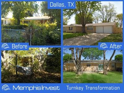 TurnkeyRenovation-HouseRehab-Dallas