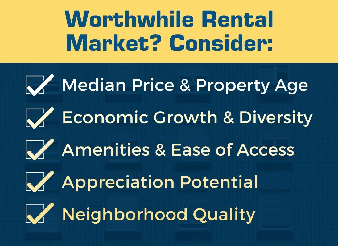 rental market consideration