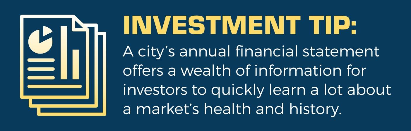Comprehensive Annual Financial Report